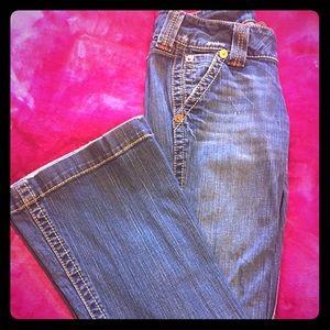 """True Religion"" Designer Jeans Size 31"